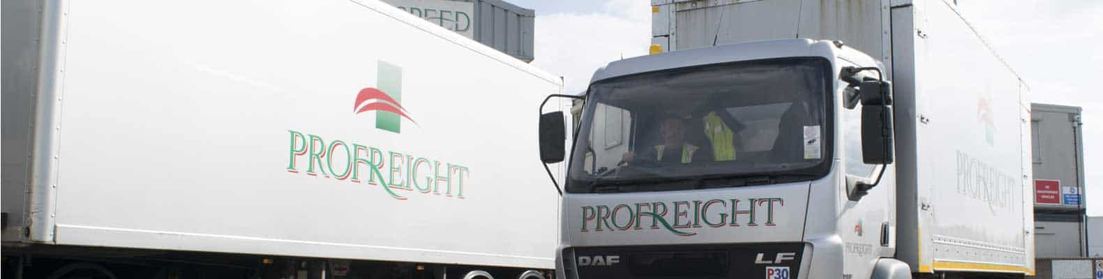 Fragile and specialist freight - Profreight
