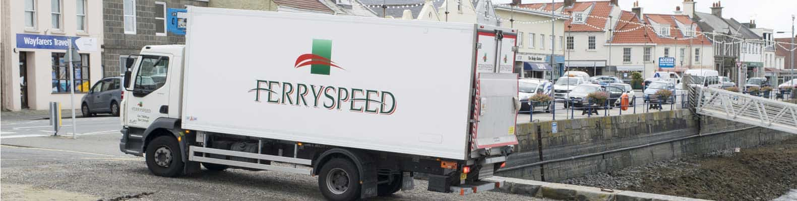 Guernsey freight services