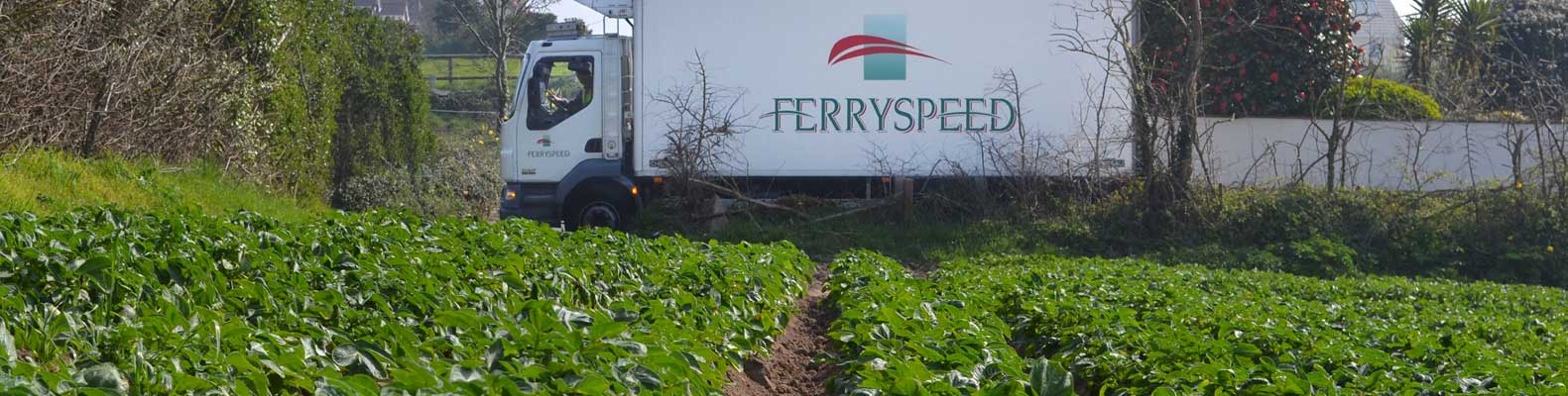 Horticultural freight services