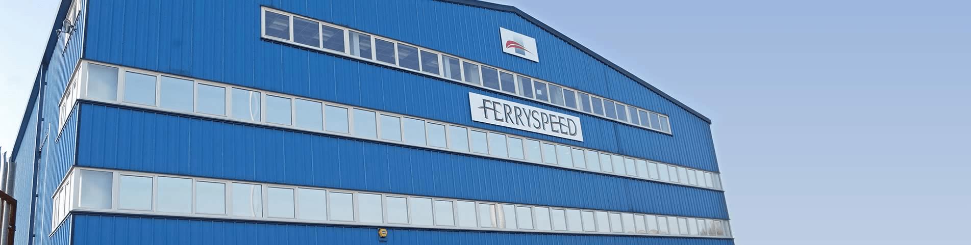 Ferryspeed building