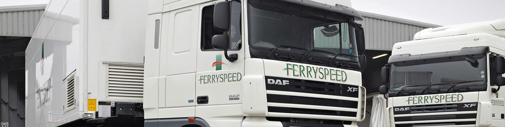 Ferrypseed trucks