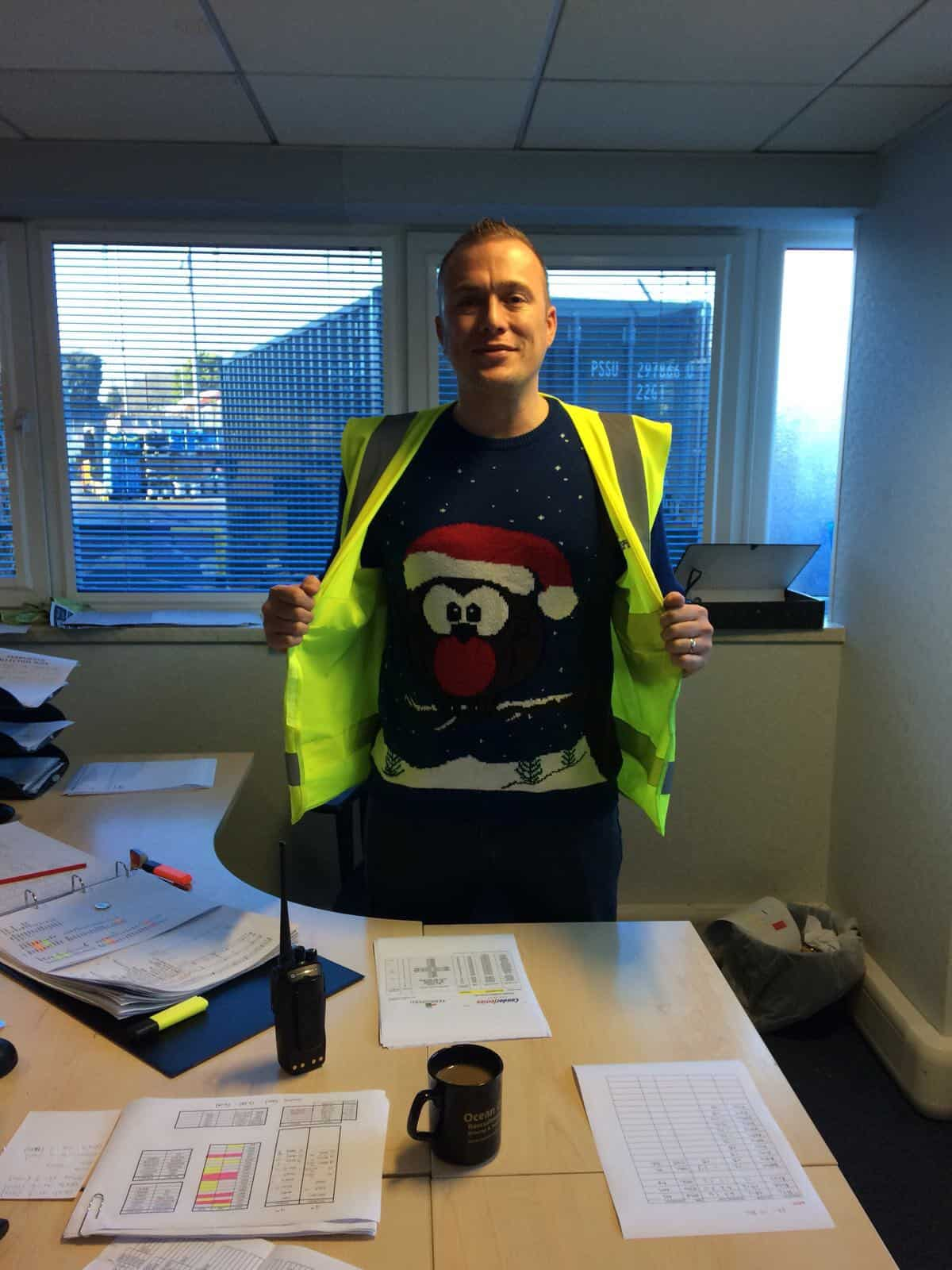 Festive jumper day for Save the Children