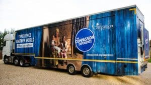 Compassion UK Lorry