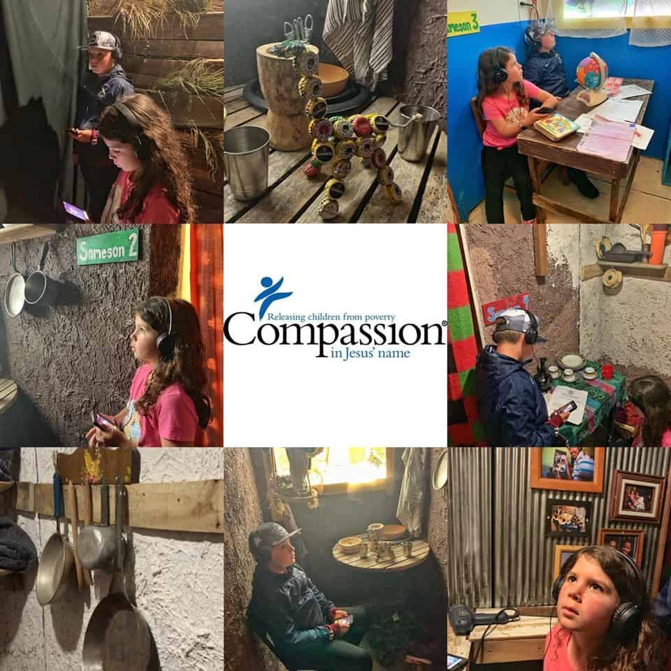 Compassion UK charity