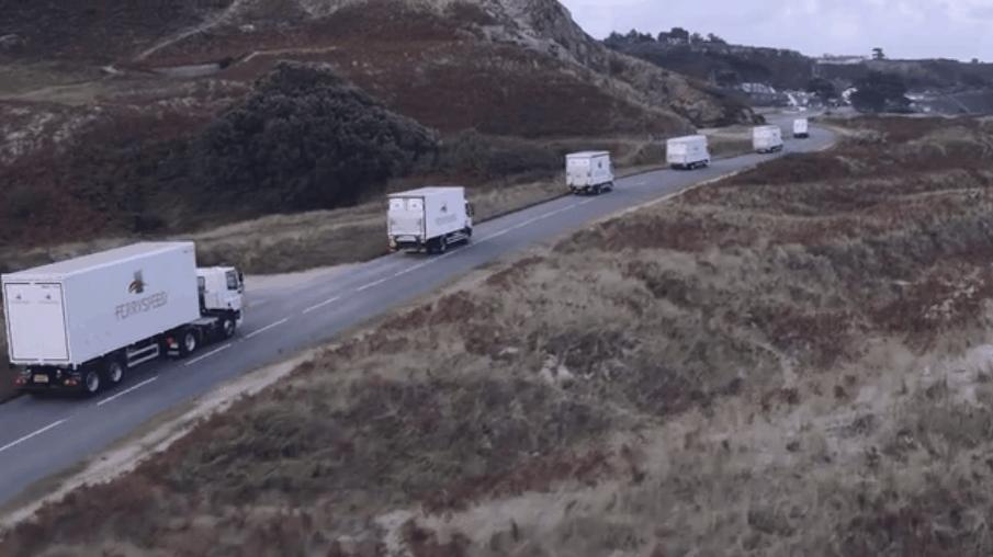 Ferryspeed Convoy
