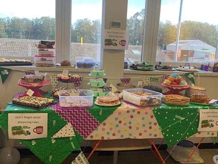 MacMillan Coffee Morning - Portsmouth